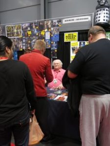Colin Baker! Dr Who is IN DA HOUSE!