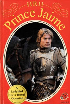 HRH Prince Jaime - a Ladybird book ?