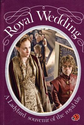 Royal Wedding of Tyrion Lannister and Sansa Stark