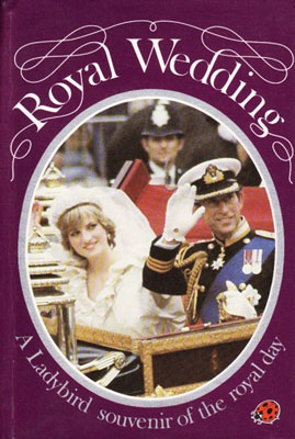 The Royal Wedding - A Ladybird Book