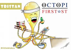 Tristan the Octopi
