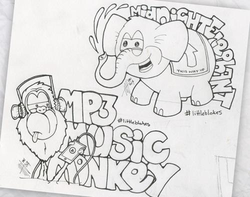 MP3 Music Monkey