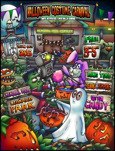 Mt Kisco Halloween Costume Carnival