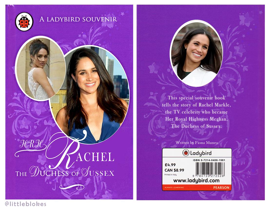 HRH Rachel The Duchess of Sussex