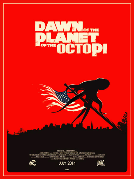 Dawn of the Planet of the Octopi