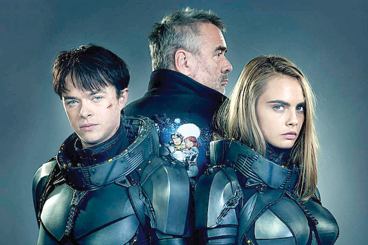 Valerian And The City Of A Thousands Planets
