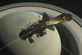 A perfect time to see Saturn: Cassini