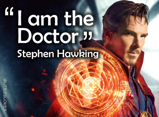 How to start a nerd fight: I am the Doctor