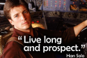 How to start a nerd fight: Live long and prospect
