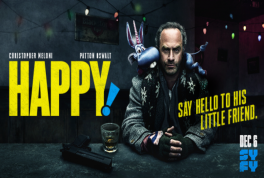 Happy! on SyFy